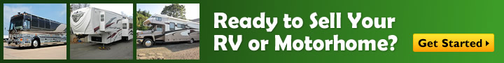 Ready to sell your RV or Motorhome? Get Started.